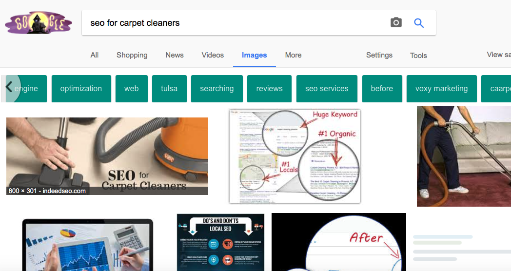 Seo For Carpet Cleaning Business